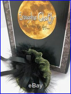 Mossy Tombstone OUTFIT (no earrings) Tonner Evangeline Ghastly doll fashion