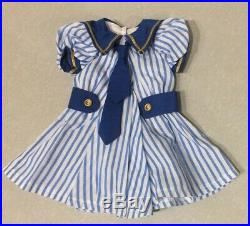 NEW! Complete Boating Party OUTFIT ONLY Sailboat Extras Tonner 18 Ann Estelle
