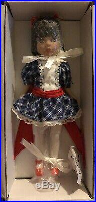 NRFB Tonner EFFANBEE Doll Patsyette Summer Party Plaid Outfit 7.5 Doll +Shipper