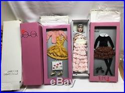 New Tonner Agatha Primrose Want To Dance 13 Doll + 2 Agatha's Outfits BONUS