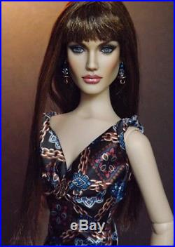 OOAK Gina Repaint Kimberlee by Halo Repaints BIN Includes Outfit/Wig Choice