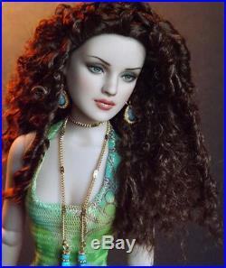 OOAK Tonner Antoinette Repaint Bailey by Halo Repaints BIN Includes Outfit