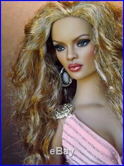 OOAK Tonner Jac Repaint Audrey Halo Repaints BIN Includes Outfit