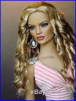 OOAK Tonner Jac Repaint Audrey by Halo Repaints BIN Includes Outfit