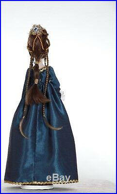 OOAK outfit dress for Evangeline Ghastly Tonner doll 19 034