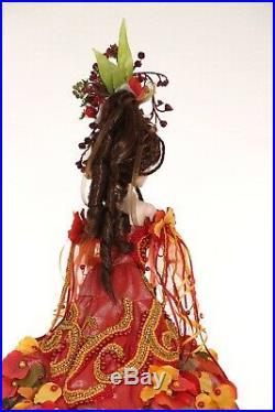 OOAK outfit dress for Evangeline Ghastly Tonner doll 19 040