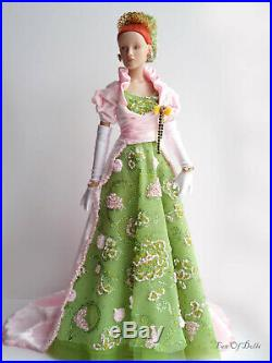 """ANTIOINETTE CHOOSE 2 FROM 10 FASHION GOWNS TO FIT TONNER TYLER KD PP FR 16/"""""""