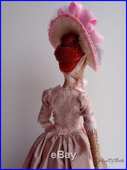 Outfit/Dress for Tonner doll 16 Antoinette / Cami / Jon