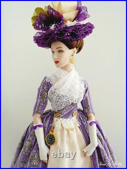 Outfit/Dress for Tonner doll 16 Tyler. Lavender Fields