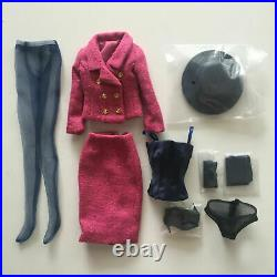 Outfit of Fashionably Suited Poppy Parker 16 inches Doll Tonner Sybarite IT