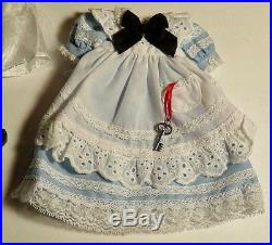 PATIENCE ALICE OUTFIT for 14 Doll Wilde Imagination Tonner extremely RARE
