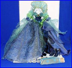 Queen of The Dark Seas Parnilla Outfit Only Tonner Royal Gone Wilde Imagination