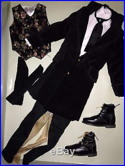 Robert Tonner Male Outfit Never Looked So Good Wilde Imagination Rufus Rutter