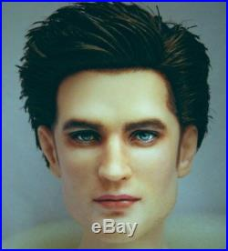 Re-sale of a pre-owned nude OOAK REPAINT of a 17 male TONNER doll NO OUTFIT
