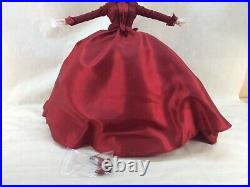 Red Dress 2013 Outfit Only, No Doll Or Box Scarlett O'hara Gwtw Tonner Mint