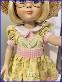 Robert Tonner 18 Ann Estelle Tulip Delight Doll Ex. Outfit + Boneka Shoes