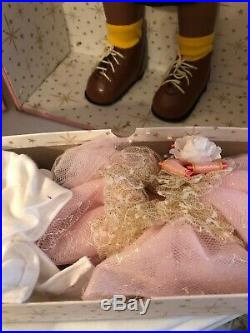 Robert Tonner 18 Keisha AA Magic Attic Club Doll In Trunk With 8 New Outfits