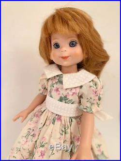 Robert Tonner 1996 Betsy Mccall Doll 14 New Eyes Spring Party Outfit Box Euc