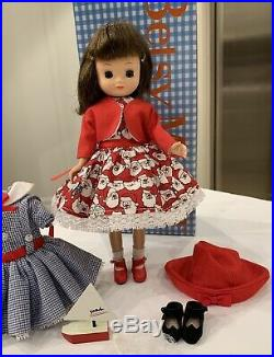 Robert Tonner 8 Tiny Betsy McCall Sails A Boat + Box COA + Extra Outfit + Shoes