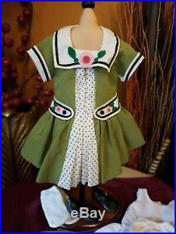 Robert Tonner Ann Estelle outfit for 18 doll ME INK- NEW NEVER USED