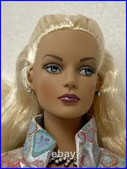 Robert Tonner Tyler Wentworth Doll In Ice Blue Outfit