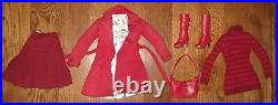 Robert Tonner Tyler Wentworth doll outfit Big Apple Rouge 2004 Gene Fashion