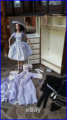 Robert Tonner, Tyler Wenworth, Doll & 2 Outfits & Trunk & Jewelery