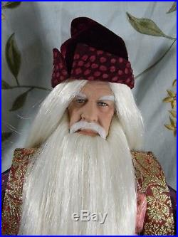 Robert Tonner dolls- Albus Dumbledore outfit / Harry Potter