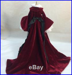Scarlett O'hara Gwtw Tonner Fire Of Atlanta Red Outfit Only- No Doll Or Box