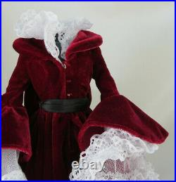 Scarlett O'hara Vivien Leigh Tonner Fire Of Atlanta Complete Outfit Only