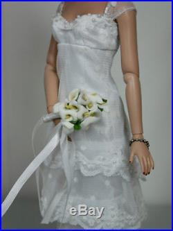 Shauna TIERS OF JOY Bride Wedding Gown OUTFIT Sydney Anne Tyler Brenda Gene JS