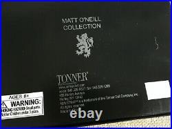 TONNER 17 Vinyl Male Doll Matt O'Neill GENT SET SUIT Ensemble OUTFIT in Box