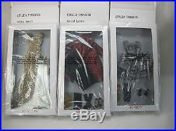 TONNER AGATHA PRIMROSE A TOUCH OF ANIME 13 FASHION DOLL and 3 REVLON OUTFITS