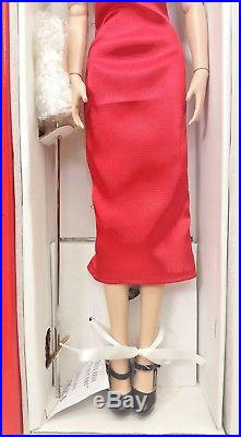 TONNER Bette Davis Sealing the Deal re-dressed in her Ready for Wardrobe Outfit