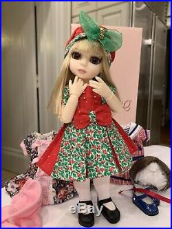 TONNER EFFANBEE PATSY ULTIMATE RESIN BJD YOSD 10 DOLL + 2 Ex Outfits LTD 200