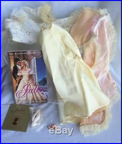 TONNER Historical Romance JULIA 16 Doll with 4 Original Outfits, Lingerie, Gown