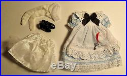 TONNER PATIENCE ALICE OUTFIT for 14 Doll Wilde Imagination LE300 Very RARE