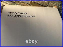 TONNER TYLER WENTWORTH Doll Ensemble NEW ENGLAND EXCURSION Outfit NRFB + Shipper