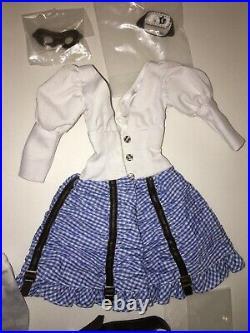 TORNADO TRAVELER DOROTHY WOZ OUTFIT ONLYfits 16 Tonner Tyler Fashion Dolls