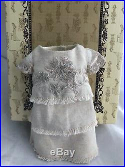Timid Tan PARTIAL OUTFIT Tonner Ellowyne Wilde doll fashion used shoes dress