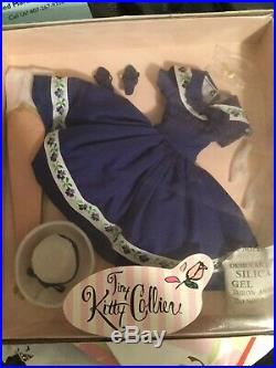 Tiny Kitty Collier Doll. Two In BoxesNRFB. Several Outfits. Most NRFB