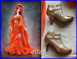 TonnerEvangeline GhastlyMOURNING GLORY OUTFIT AND SHOES2010 Doll Fashion