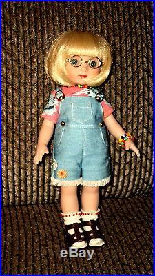 Tonner 10 Mary Engelbreit Ann Estelle Doll Wearing Firecracker Annie Outfit