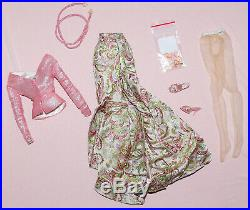 Tonner 16 Jane Shimmering Rose Outfit Complete