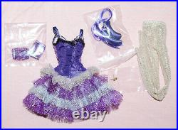 Tonner 16 Morning Mist Outfit Complete Tyler Body Dolls Ballet Feet