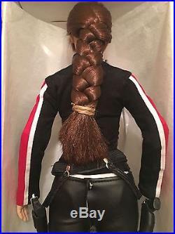 Tonner 17 Tomb Raider Legend Lara Croft Doll Full Throttle Outfit 2008