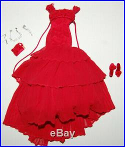 Tonner 2005 Rhapsody in Red Ashleigh 16 Tyler Fashion Doll OUTFIT