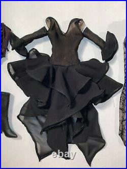 Tonner 2005 Spellbinding Sydney Chase 16 Tyler Fashion Doll outfit only