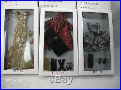 Tonner 3 Revlon Outfits 13 Doll Agatha Primrose Revlon Wonder Woman Artemis