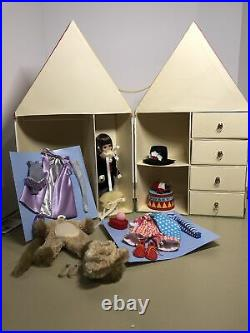 Tonner 8 Betsy McCall Doll Let The Show Begin Circus Trunk Set Nosey 3 Outfits